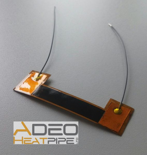 ADEO carbon printed heater foil